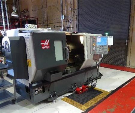 Haas Haas 32 BIT 4000 rpm ST-20 2 Axis
