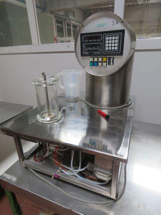 Zeltex Colorstar CS1-F/2L,, Laboratory ht dyeing machine