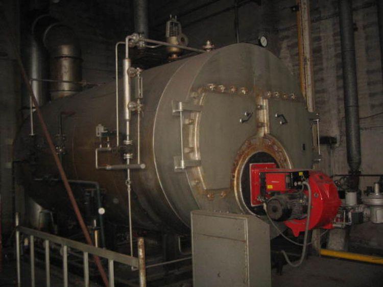 Policarpo steam Boiler 5 ton/h