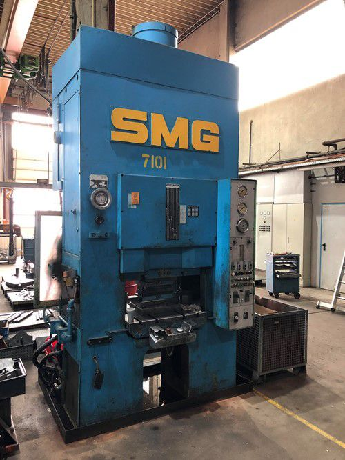 SMG DS 100 Double Column Hydraulic Press 100 Ton