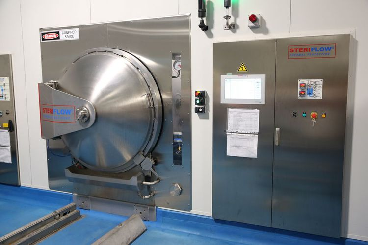 Other Shaka 1300 Autoclave