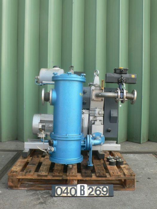 Busch HO-0429 F 001 - Pump