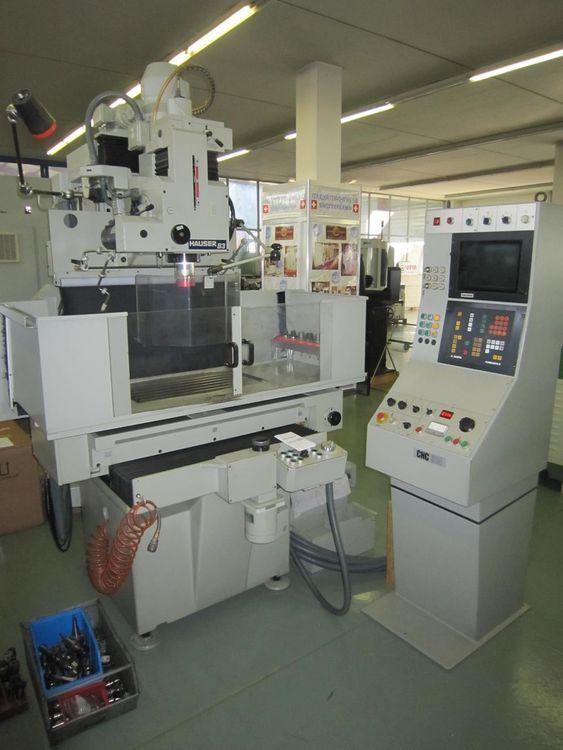 Hauser B 3 CNC 314 220 mm 4000 rpm