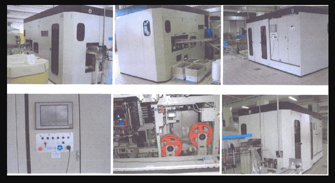 Other BM-5, Stretch Blow Molding Machine
