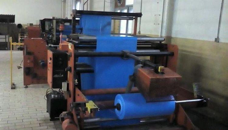 Coemter TER BETA 1052 N Bag making machine Garbage bags