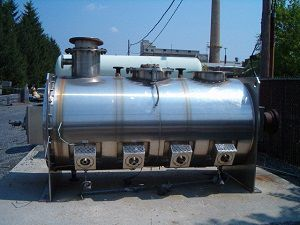 Others 3000-HL Paddle Dryer