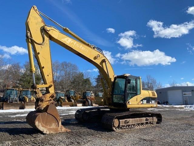 Caterpillar 322CL Tracked Excavator