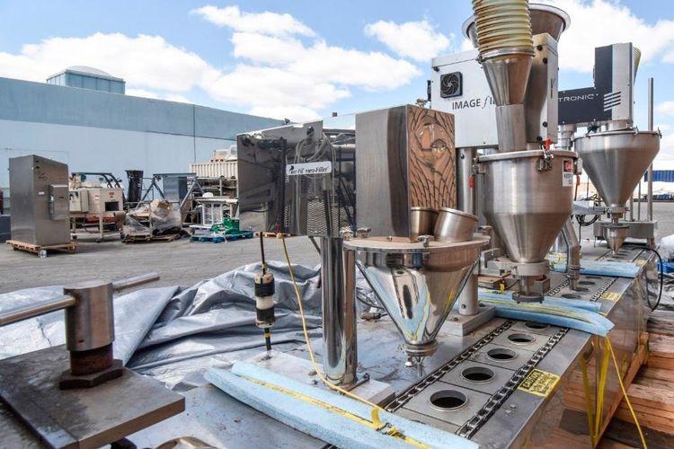 Holmatic PR 1 Single Lane Cup Filler