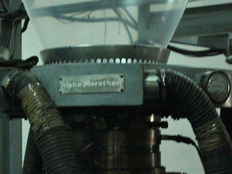 Reifenhauser 90-1600 Mono extrusion line