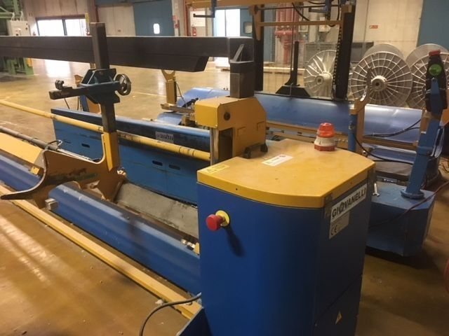 Giovanelli Toplift CR Electrical QSC lifter