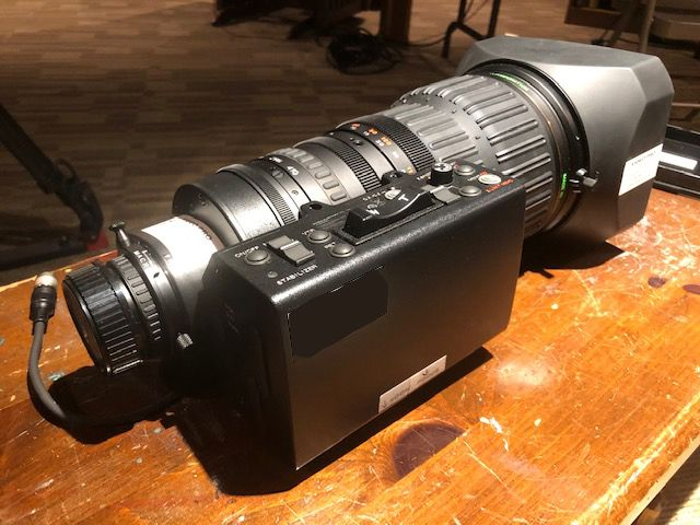 Fujinon HA42x9.7 BERD-U48