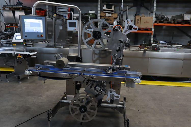 Multivac L310 automatic labeller