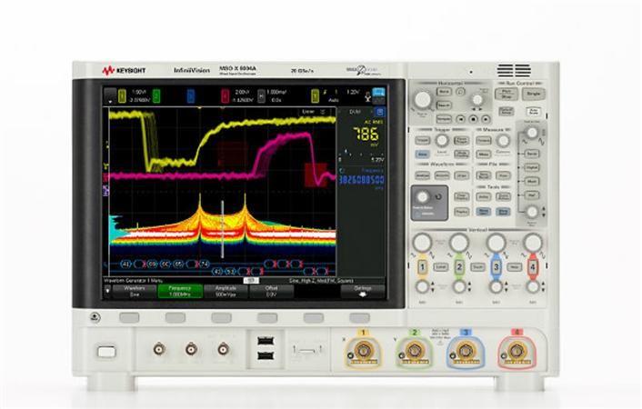 Keysight DSOX6002A Test Equipment
