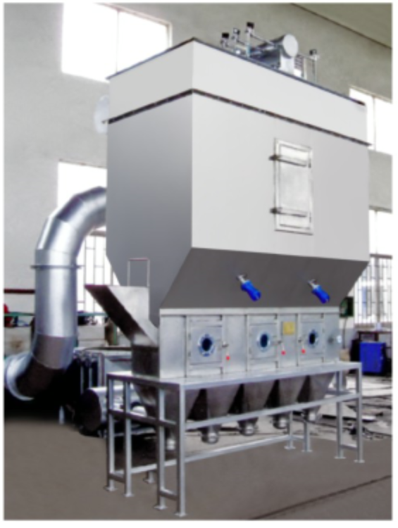 Fubang 1 Fluidizing dryer