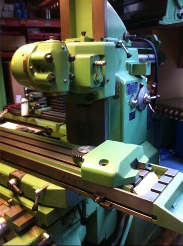 Dufour 161 F Milling Machine