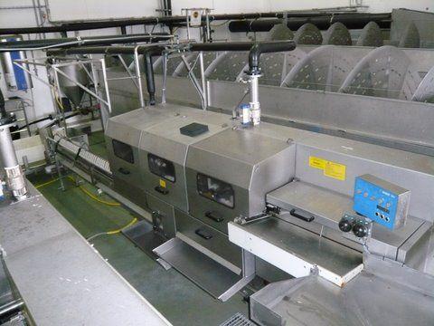 Baader 142 Gutting Machine