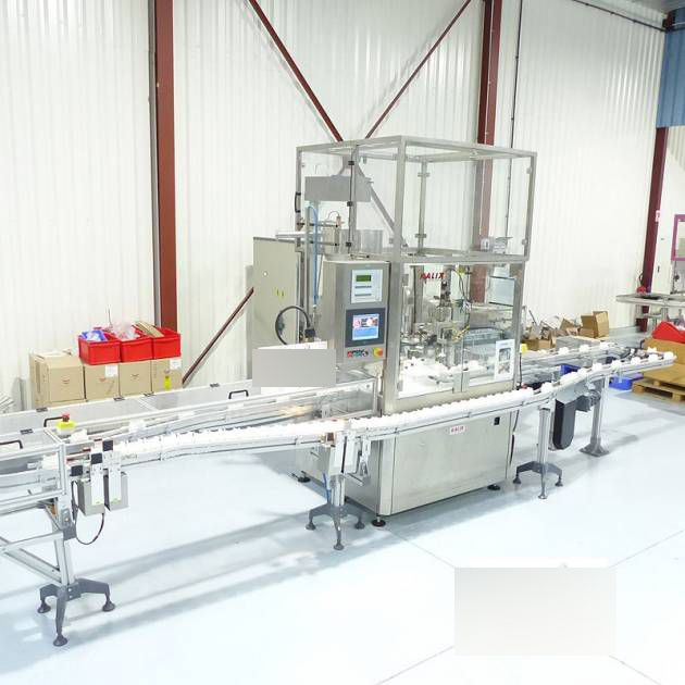 Kalix KJ 60 Fully automatic cork filling machine