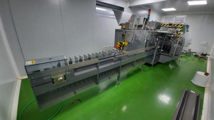 MARCHESINI MA120 CARTONING MACHINE