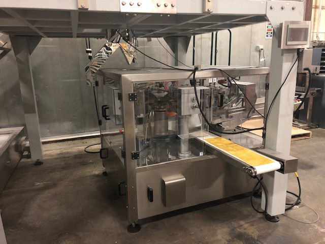 Other MULTI109 Rotary Pouch Filler