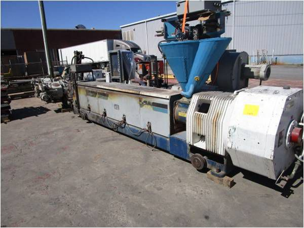 Gloucester contracool lowboy extruder