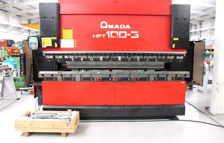 Amada HFT 100-3 100 Ton