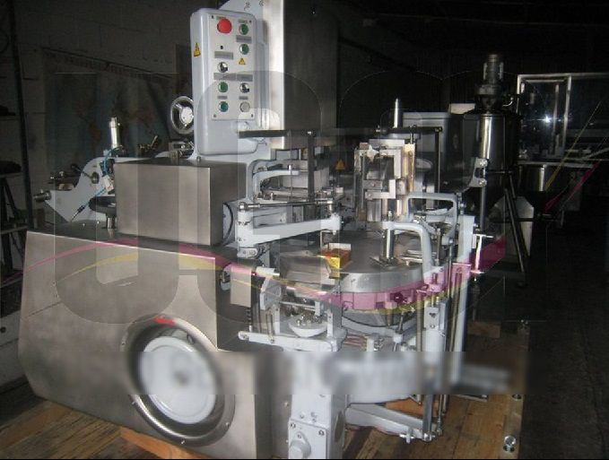 Trepko XPG 40  BUTTER FORMING & WRAPPING MACHINE