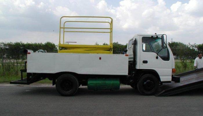 Phoenix PNX TL600, Lavatory Service Truck
