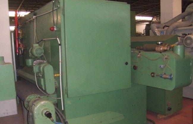 Stemac LES 3, Electronic sanding machine