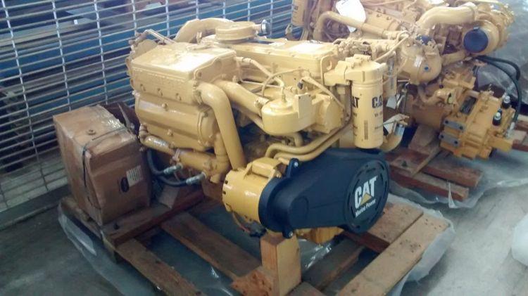 Caterpillar c7 Surplus Caterpillar C7 DITA 275HP Diesel Marine Engine