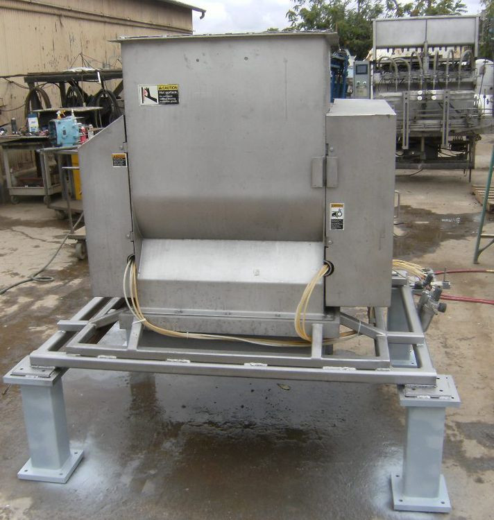Forberg AFD-120 Twin Shaft Paddle Mixer