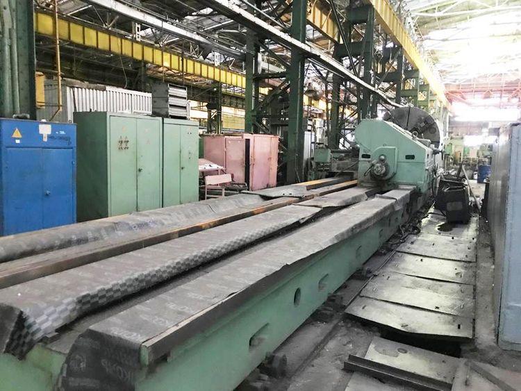 Kramatorsk Heavy duty lathe  1A670