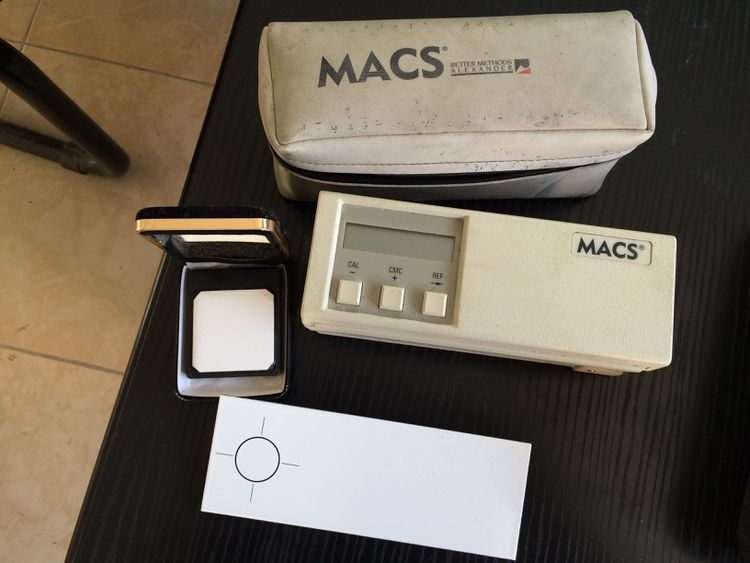 GretagMacbeth Macs 972