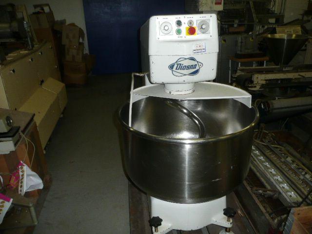 Diosna SP 120 D Spiral Mixer