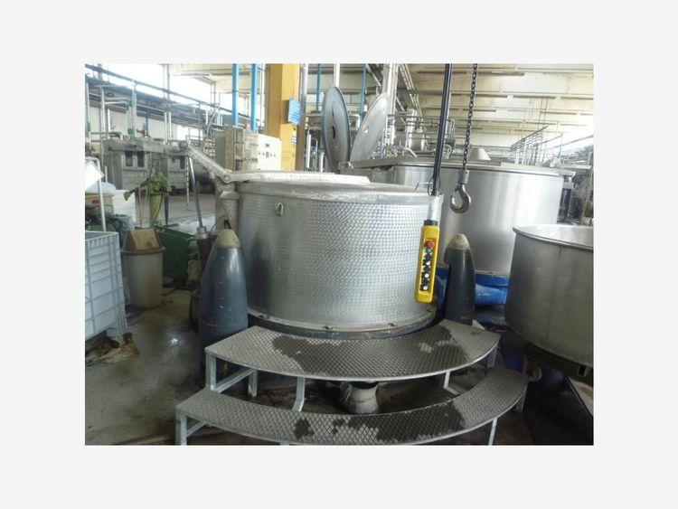 Cima 1500 Pc hydroextractor