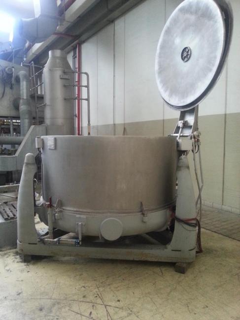 Pozzi ES / H Hydroextractor