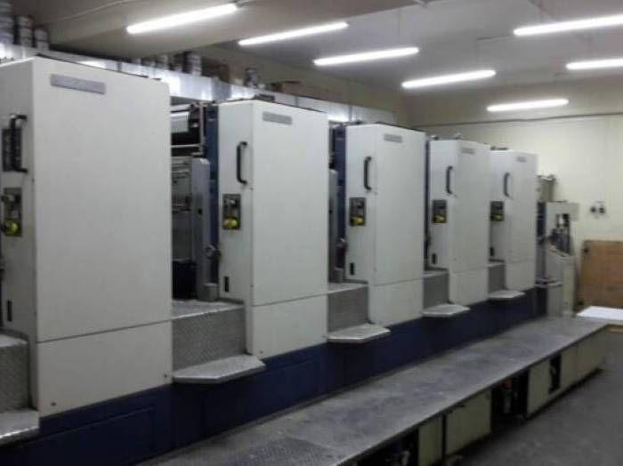 Komori L 540 5 102 x 72 cm (40 x 28 inch)