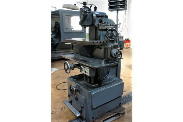 Aciera F-4 Tool milling machine 3400 rpm