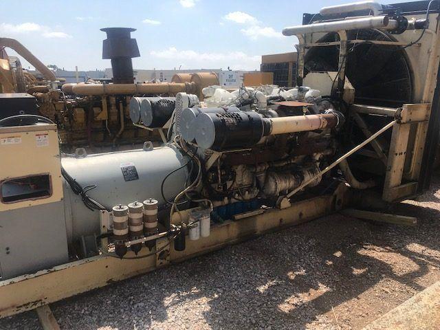 Detroit Diesel  16V149 TIB Engine HP:     2200