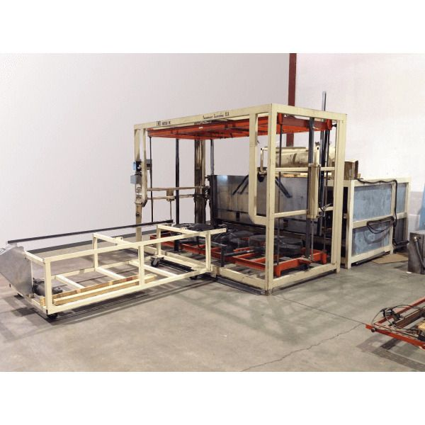 ZMD 48x96 Single Station Thermoformers