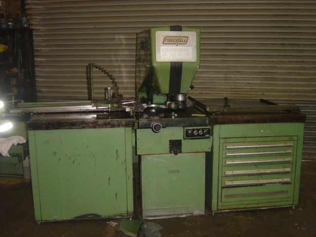 Pierce All 3025 48/30 single head hydraulic punching machine 25tons