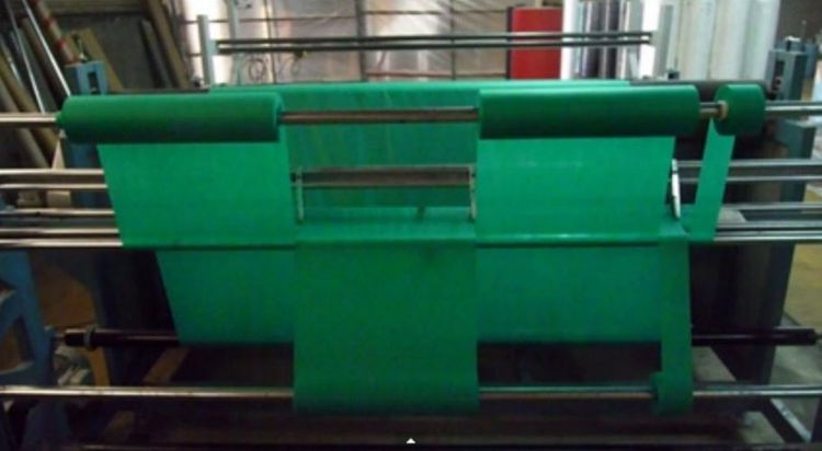 2  Rewind, Cut and Fractionation Machine for Spunbond