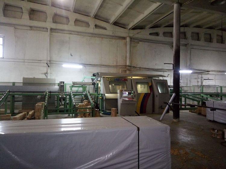 Schmidler S4 Plus, CNC machining center 4