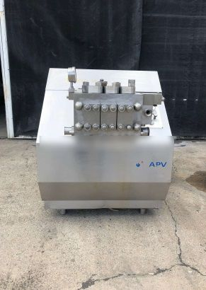 Gaulin MS45-2.5TPS Homogenizer