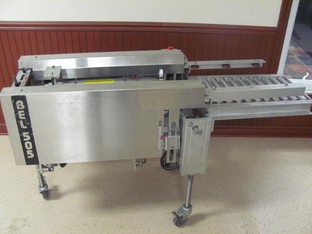 Belcor 505 case erector