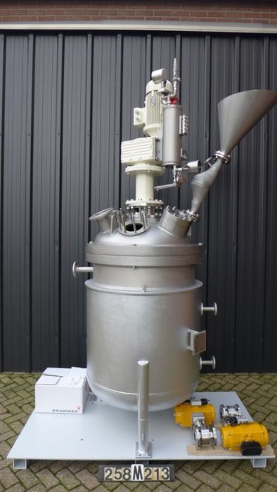 Special 845 ltr Rvs In - Reactor