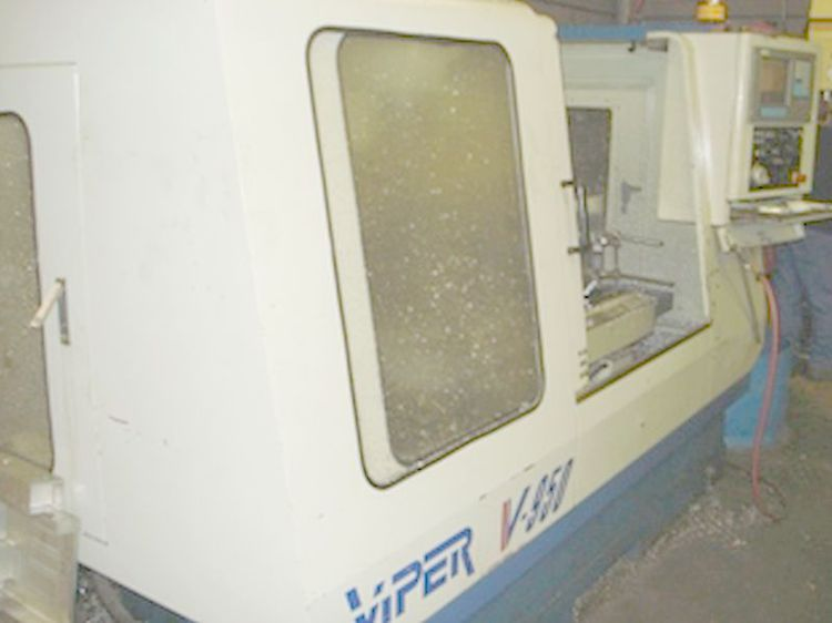 Mighty MIGHTY VIPER V-950 CNC VERTICAL MACHINING CENTER 3 Axis