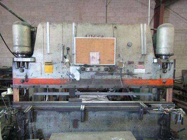 Pacific J-225-12 Hydraulic Press Brake 225 Ton