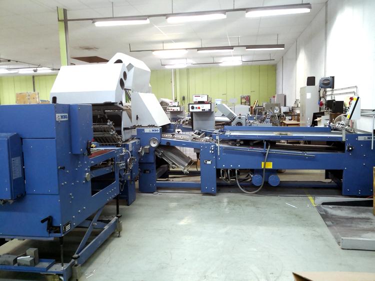 MBO B30, 'Efficiency' folding machine