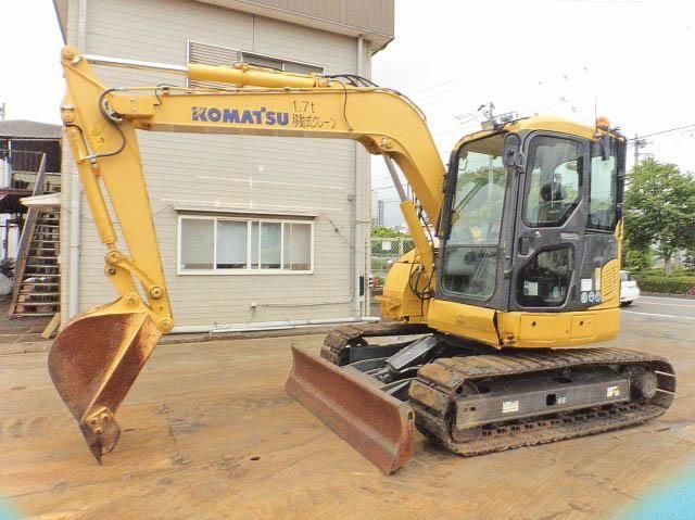 Komatsu PC78US-8 Excavator