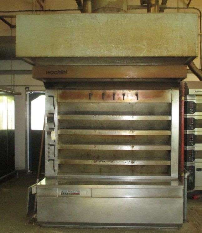 Other GAS STEAM TUBE OVEN